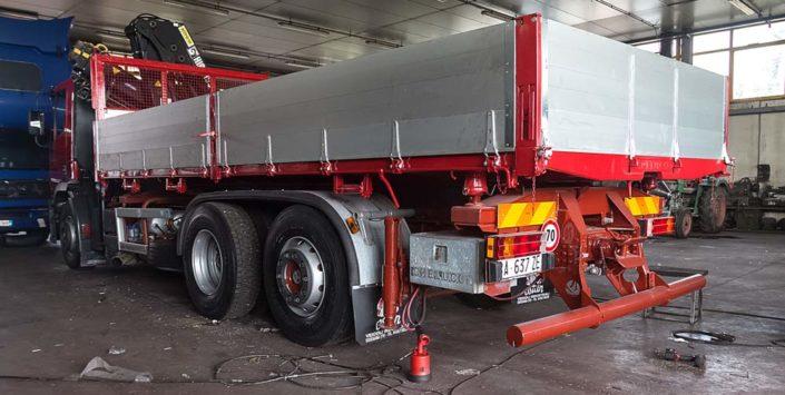 Allestimenti per camion